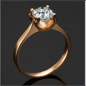Jewelry - Beautiful Moissanite Ring